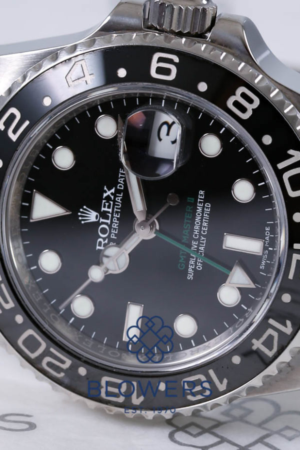 Rolex Oyster Perpetual GMT-Master 2 116710LN