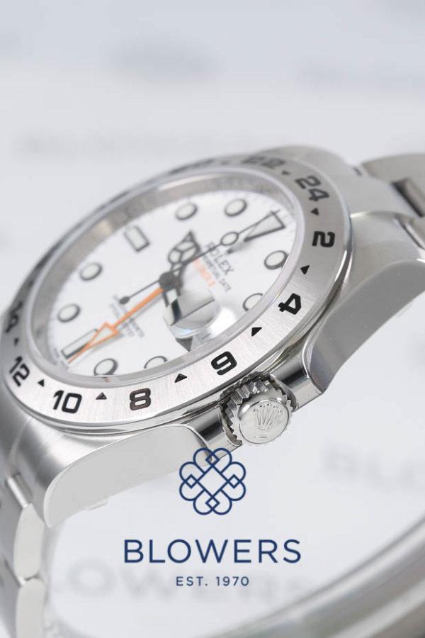 Rolex Oyster Perpetual Explorer II 216570