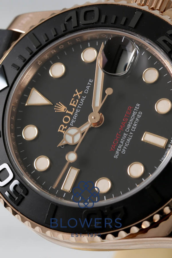 Rolex Oyster Perpetual Yacht-Master 268655