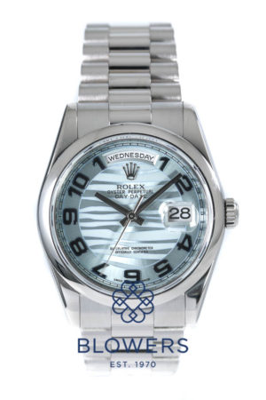 Rolex Oyster Perpetual Day-Date 118206