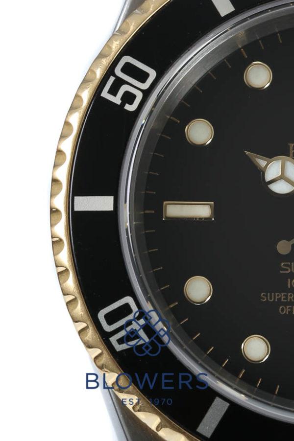 Rolex Submariner Date 16613.