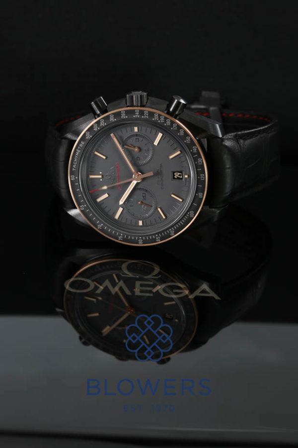 Speedmaster Moonwatch Darkside of the Moon, 311.63.44.51.06.001,