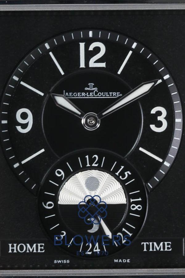 Jaeger-LeCoultre Steel Reverso 986 Grand Duodate JLQ3748420.