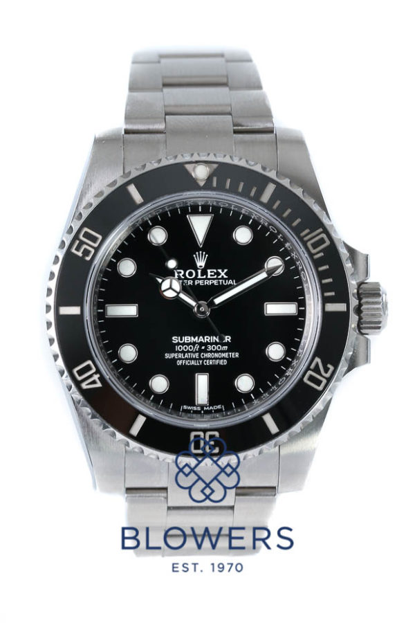Rolex Oyster Perpetual Submariner Non Date 114060