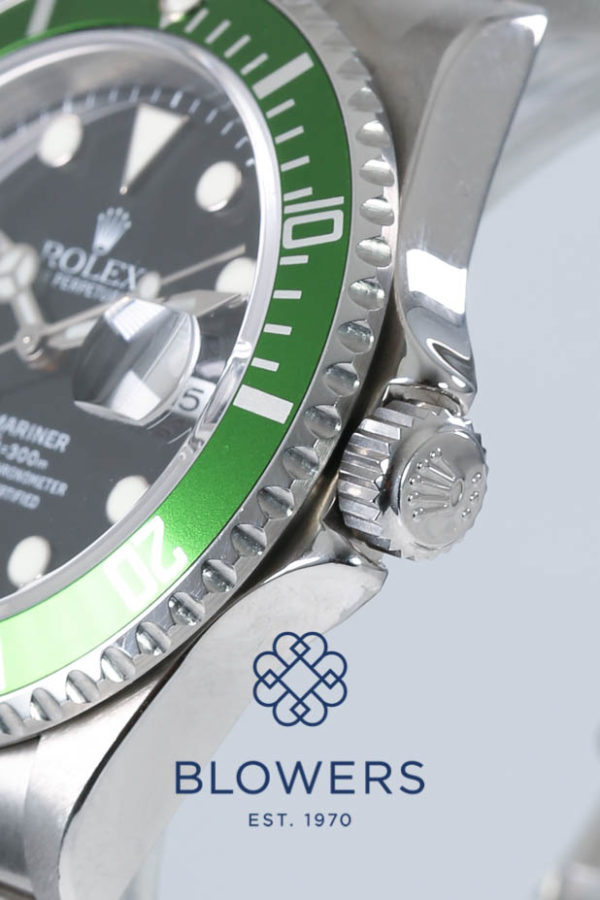 Rolex Oyster Perpetual Submariner Date 50th Anniversary 16610