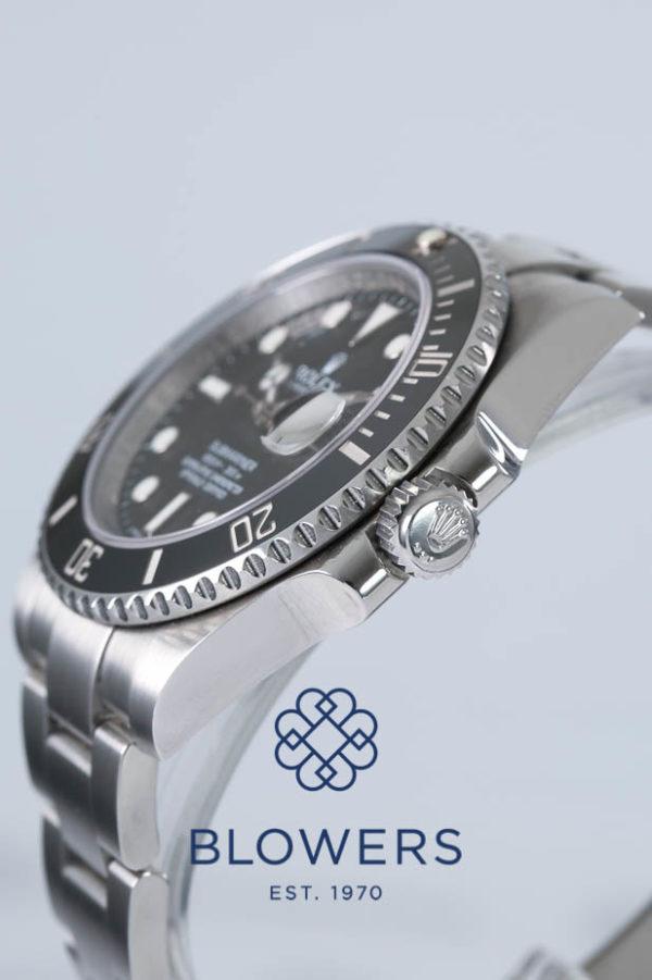 Rolex Steel Submariner Date 116610LN