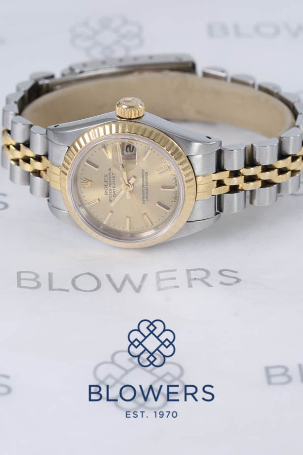 Rolex Oyster Perpetual Datejust, model reference 69173
