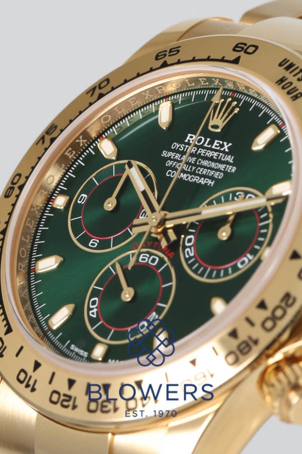 Rolex Oyster Perpetual Cosmograph Daytona 116508