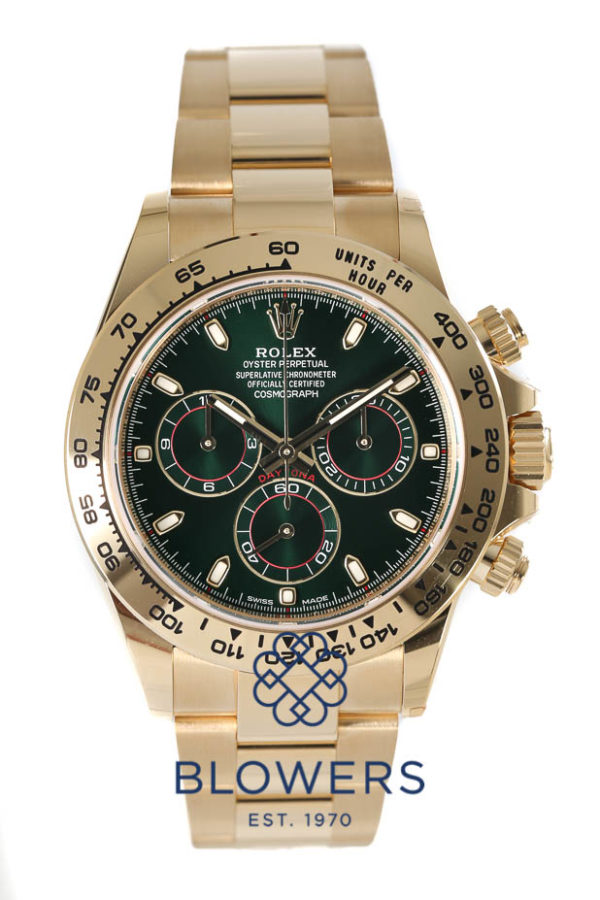 Rolex Oyster Perpetual Cosmograph Daytona 116508.