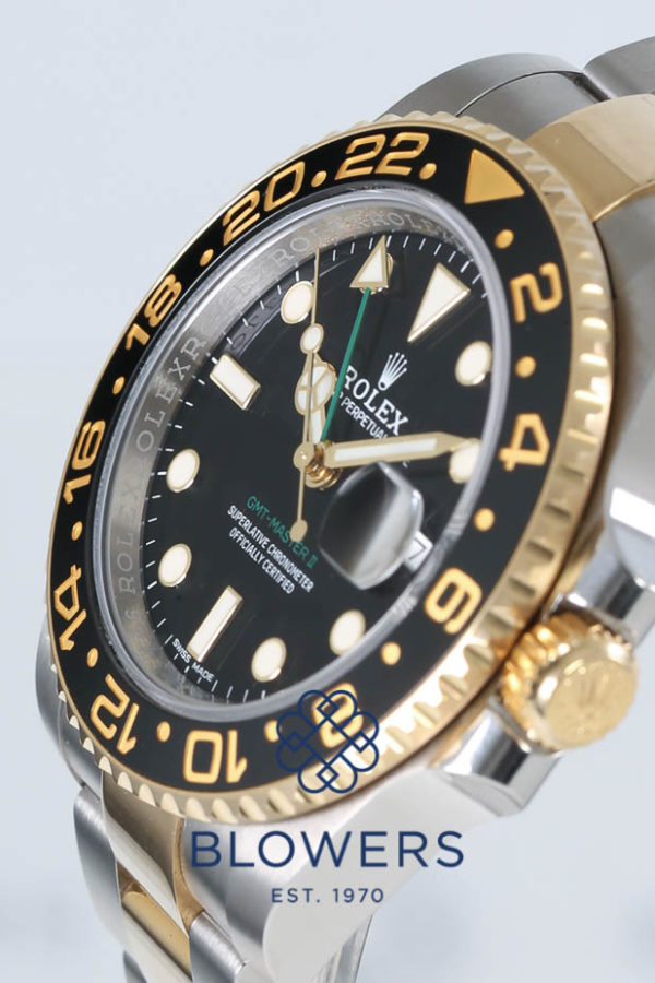Rolex Oyster Perpetual GMT-Master II 116713LN.