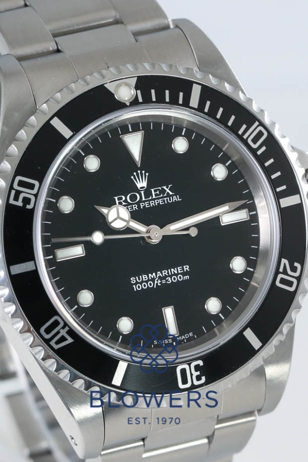 Rolex Oyster Perpetual Submariner 14060