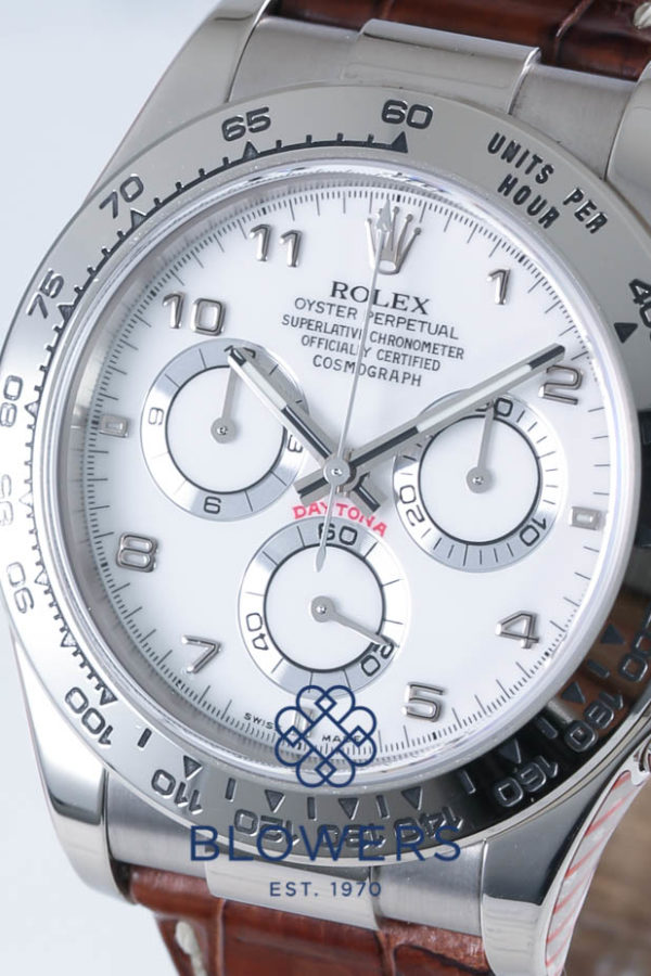 Rolex Oyster perpetual Cosmograph Daytona 116519