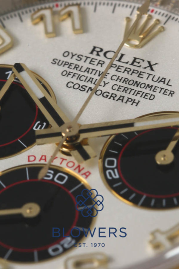 Rolex Oyster Perpetual Cosmograph Daytona 116523