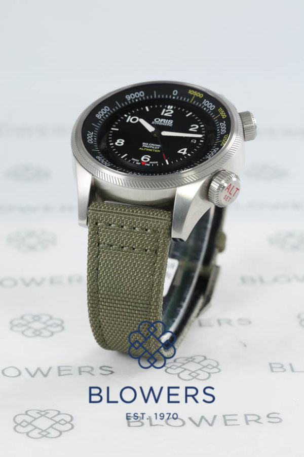 Oris Big Crown Pro Pilot Reference 01 773 7705 4134