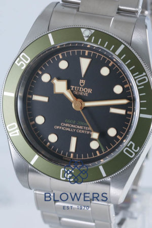 Tudor Heritage Black Bay Harrods Special Edition 79230G