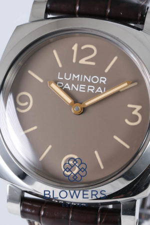 Panerai Luminor 1950 3 Days Acciao PAM00663