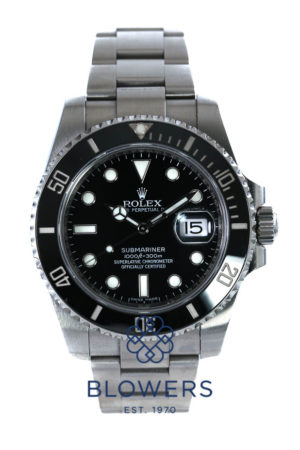 Rolex Oyster Perpetual Ceramic Submariner Date 116610LN