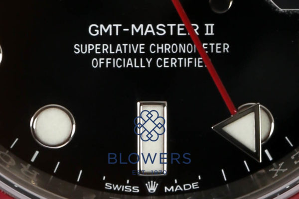 Rolex Oyster Perpetual GMT-Master II 126710BLRO.
