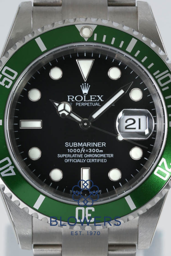 Rolex Oyster Perpetual Submariner Date 50th Anniversary 16610LV