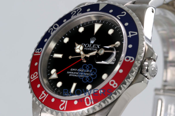 Rolex Oyster Perpetual GMT-Master II 16710