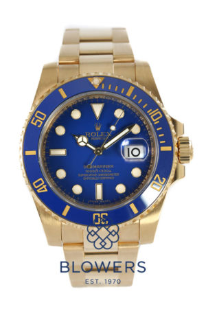 Rolex Oyster Perpetual Submariner Date 116618LB
