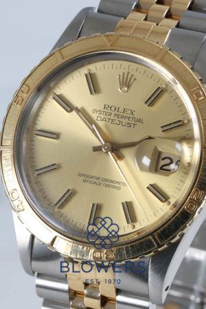 Rolex Datejust Turn-o-Graph 16253.