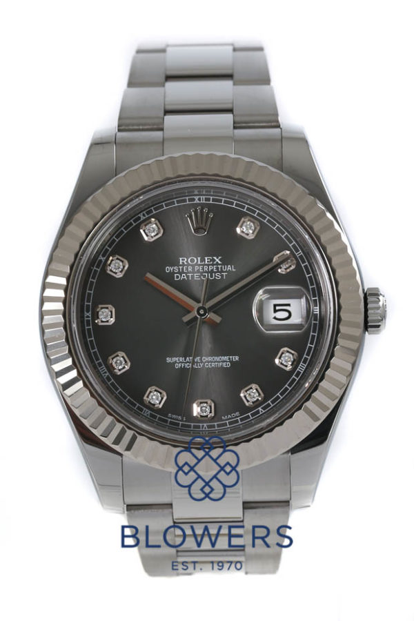 Rolex Oyster Perpetual Datejust II 116334.