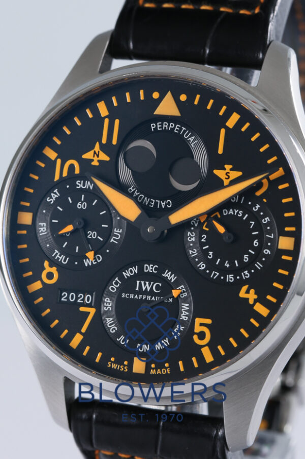 IWC The Big Pilot's Watch Perpetual Calendar