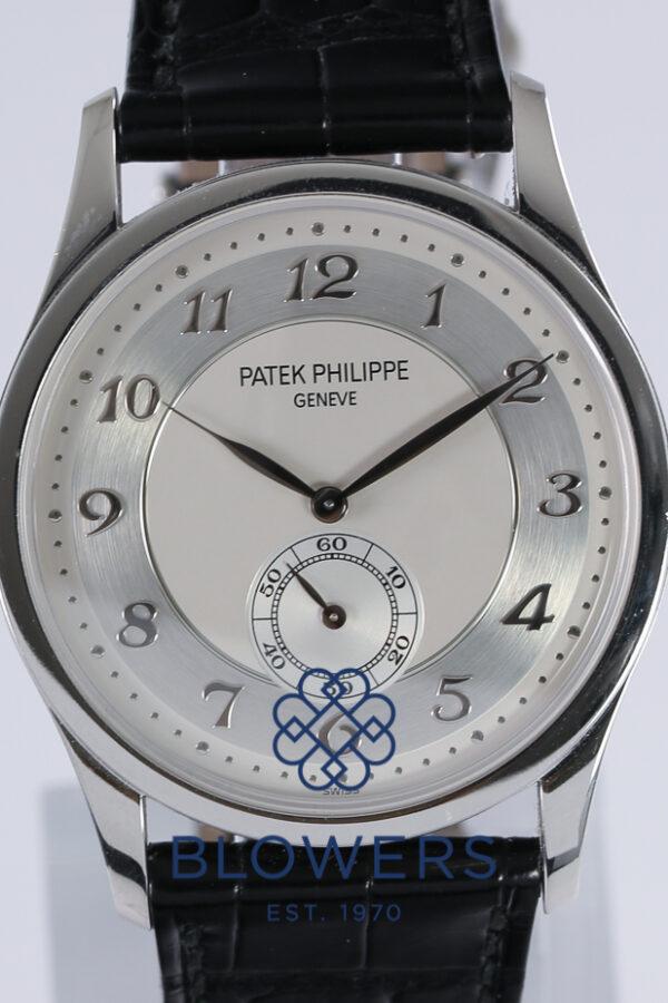 Patek Philippe Calatrava 51196P-001
