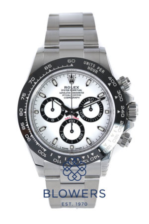Rolex Oyster Perpetual Cosmograph Daytona 116500LN