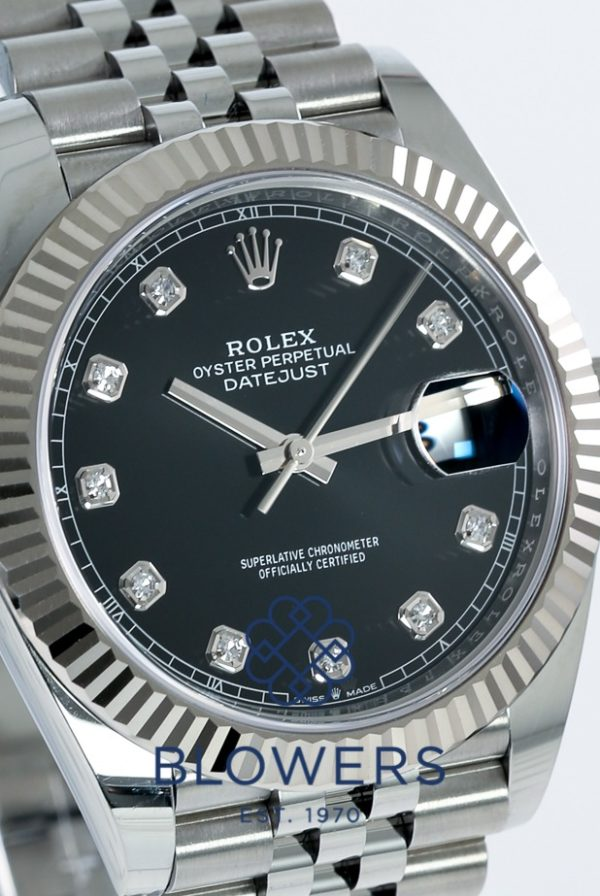 Rolex Oyster Perpetual Datejust 41 126334