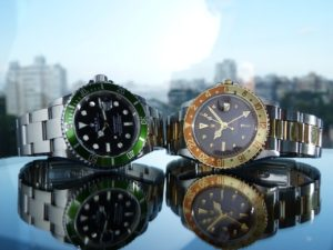 rolex watches feature