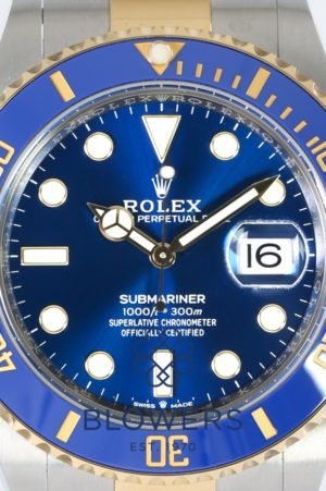 Rolex Bi-Metal Submariner Date 126613LB