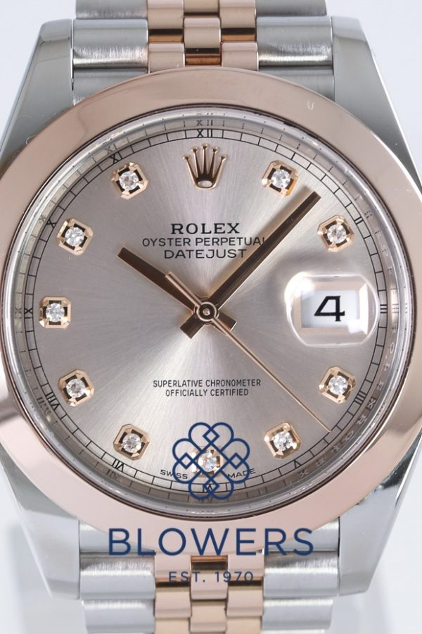 Rolex Oyster Perpetual Datejust 4I 126301