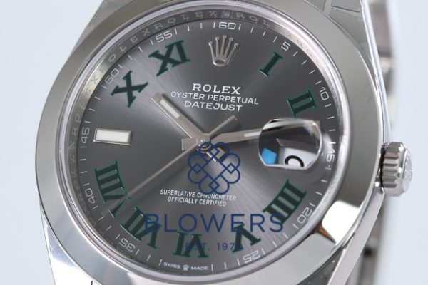 Rolex Oyster Perpetual Datejust 41 126300