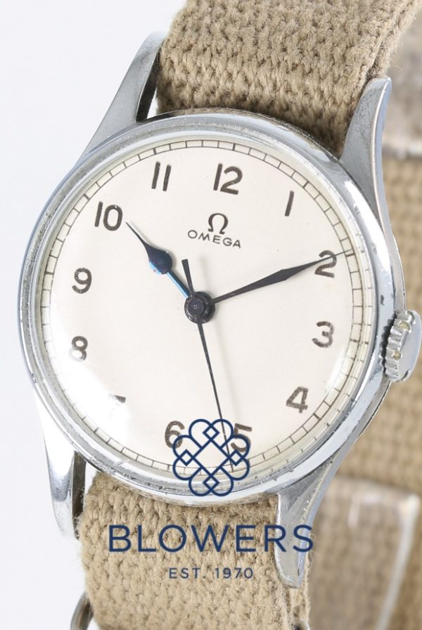 Omega Vintage Military Watch 2292.