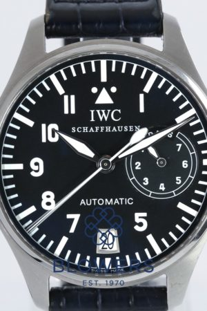 IWC Big Pilot IW5002-01.