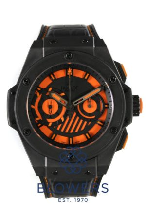Hublot Big Bang King Power Foudroyante K1999. Ref: 715.C1.1110.GR.KR010