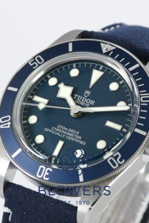 Tudor Heritage Black Bay Fifty-Eight 79030B