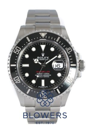 Rolex Oyster Perpetual Sea-Dweller 126600.
