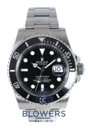 Rolex Steel Submariner Date 116610LN