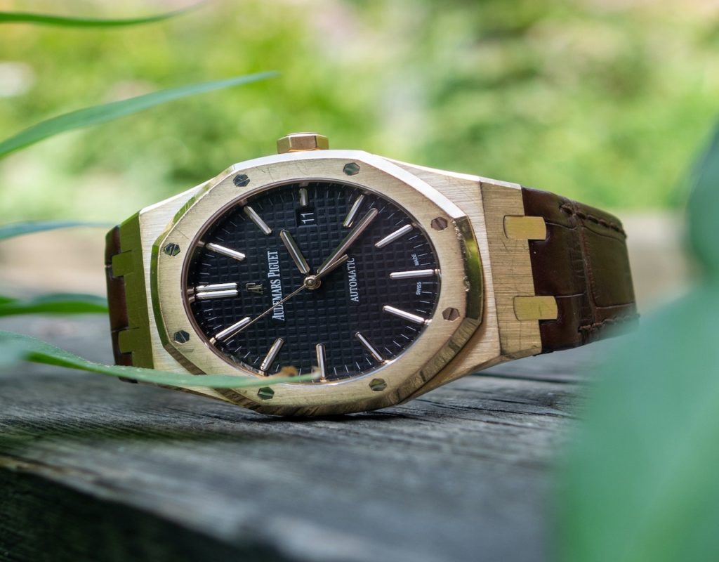 audemars piguet watch feature