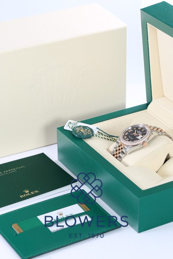 Rolex Oyster Perpetual Datejust 126281RBR