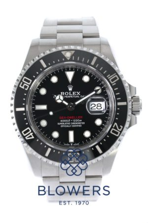 Rolex Oyster Perpetual Sea-Dweller 126600