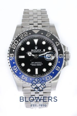 Rolex Oyster Perpetual GMT-Master II 116710BLNR