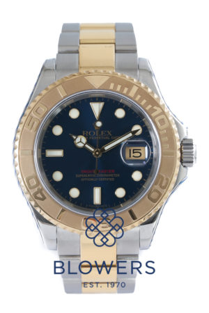 Rolex Oyster perpetual Yacht Master 16623