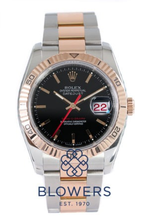 Rolex Turnograph Datejust 116261