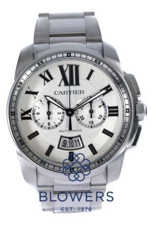 Cartier Calibre Chronograph W7100045