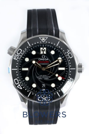 Omega Seamaster Diver 007 special edition 210.22.42.20.01.004