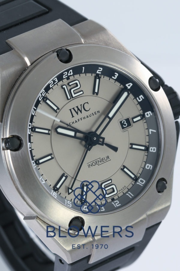 IWC Ingenieur Duel Time IW3264-03